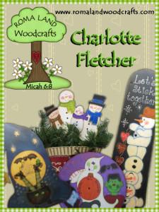 Charlotte Fletcher – Romaland Woodcrafts