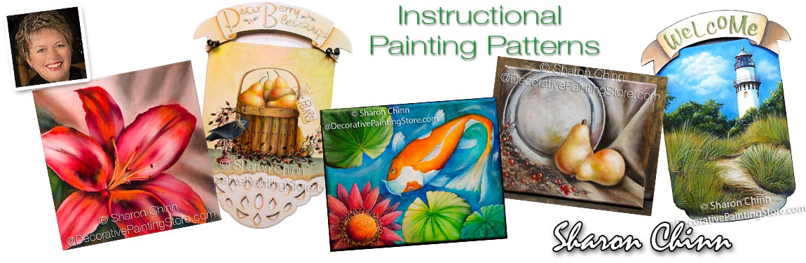 SharonChinn.com - Join Sweet Patoodies Studio